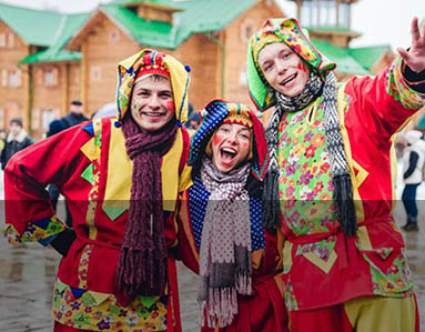 Ethnomir- Russia with kids