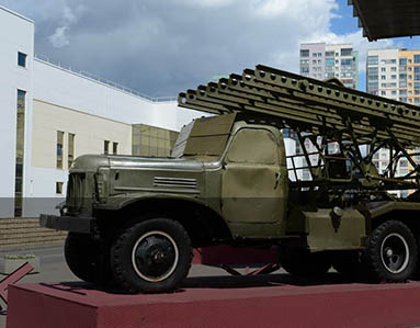 Museum of defense Moscow