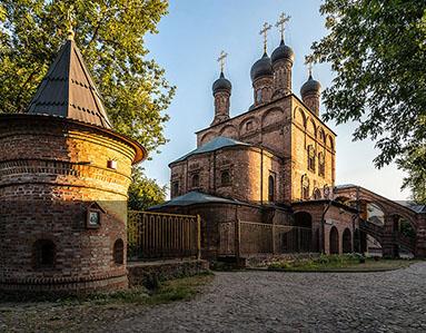 Krutitsky Metochion (Podvorye), Moscow, Russia