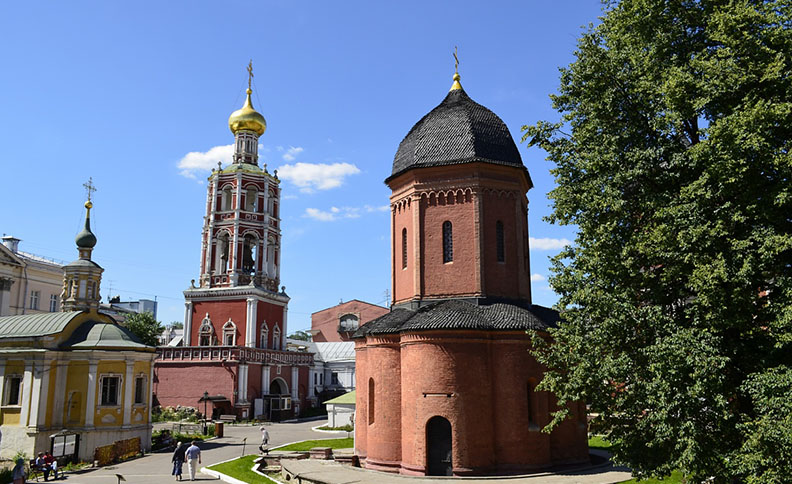 High Monastery of St Peter, Moscow, Russia