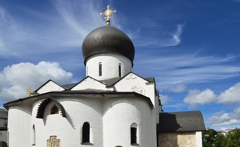 Marfo-Mariinsky Convent, Moscow, Russia