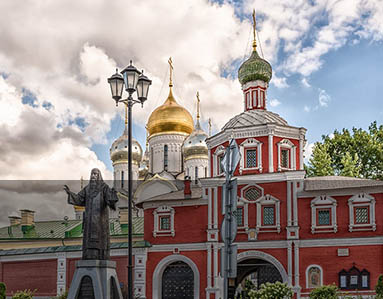Conception Convent, Moscow, Russia