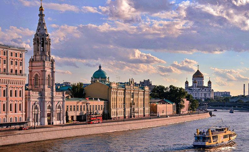 Moscow - must see places