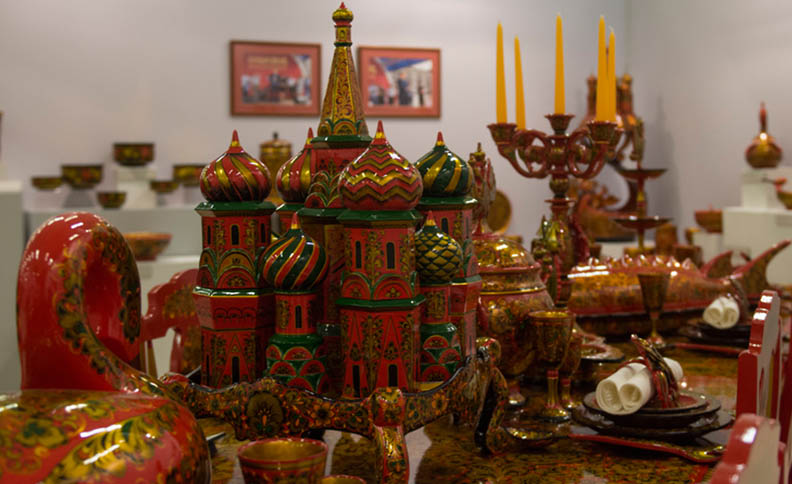 Museum of Applied Art, Moscow, Russia